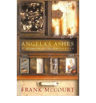 a memoir of the authors childhood in angelas ashes by frank mccourt Francis mccourt (august 19, 1930 – july 19, 2009) was an irish-american teacher and writer he won a pulitzer prize for his book angela's ashes, a tragicomic memoir of the misery and squalor.