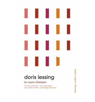 "to room nineteen by doris lessing A long time ago, in an undergraduate degree far, far away, i studied doris  lessing's short story ""to room nineteen"" i was in the first bloom of."