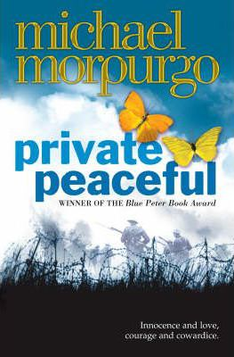 private peaceful michael morpurgo essay help