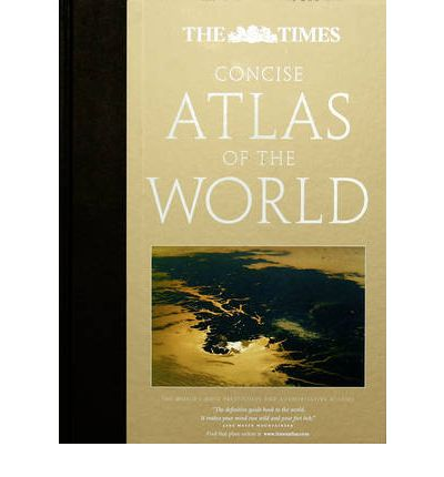 "The ""Times"" Concise Atlas of the World"