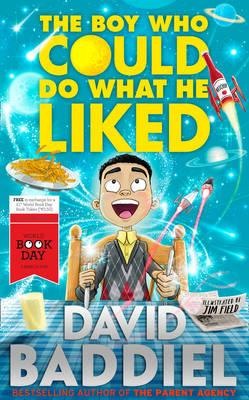 Free online book download pdf The Boy Who Could Do What He Liked by David Baddiel PDF FB2 iBook