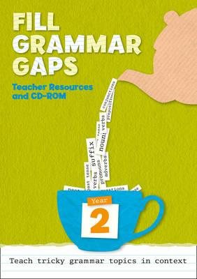 Year 2 Grammar in Context: Teacher Resources with CD-ROM