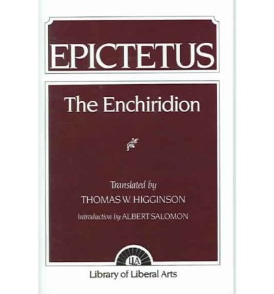 enchiridion epictetus essay Powerful essays: epictetus: the enchiridion and stoicism - as a worldview, stoicism is a.