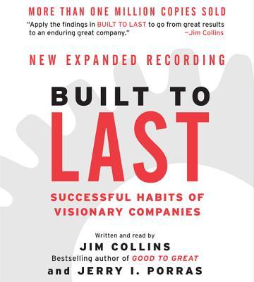 Built to Last CD
