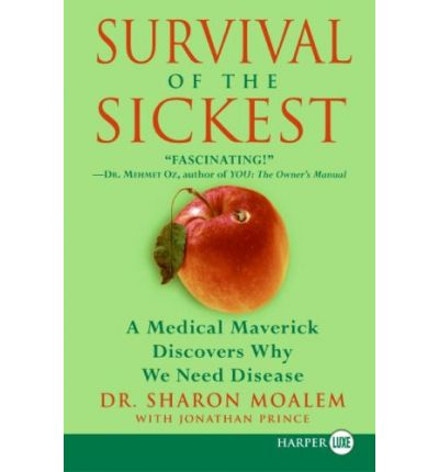 an analysis of strange and weird things in the book survival of the sickest by sharon moalem