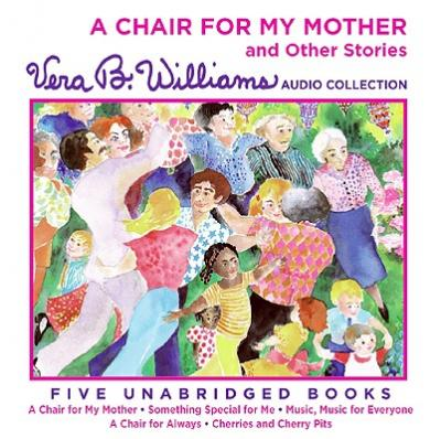 A Chair For My Mother And Other Stories CD Vera B