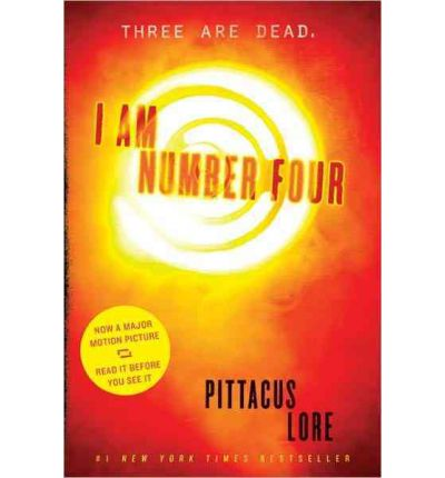 I Am Number Four Series Epub