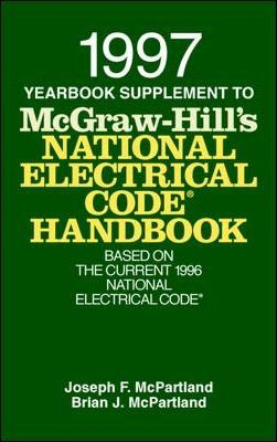 Scarica libri per mac Mc Graw-Hills National Electrical Code Handbook 1997: Yearbook Supplement in italiano PDF ePub iBook by -
