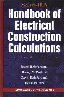 McGraw-Hill Handbook of Electrical Construction Calculations