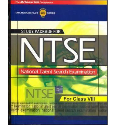Study Package for NTSE for Class VIII