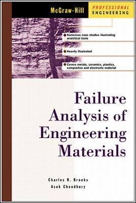 download Failure Analysis of Engineering Materials – Charlie R. Brooks, Ashok Choudhury