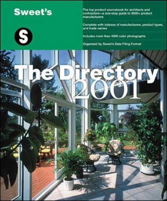 Sweet's the Directory 2001