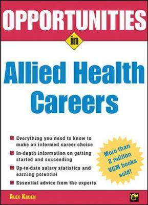 Opportunities in allied health careers alex kacen for Allied health careers