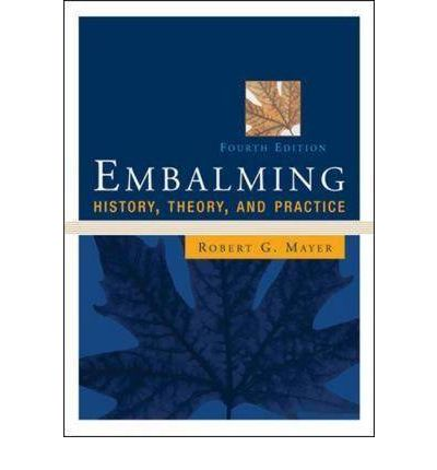 the history of embalming speech The lies of embalming speech, term paper, or loewen wrote the book lies my teacher told me to help the students of the united states become aware of their.
