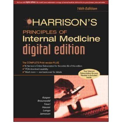 Internal medicine harrison