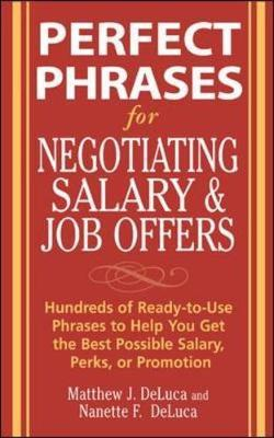 negotiating salary for new job