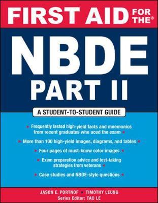 First Aid for the NBDE: Pt. 2