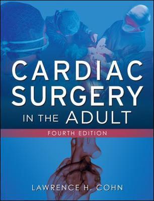 Cardiac Surgery in the Adult: Set 2