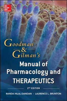 Download Torrent Goodman And Gilman Manual Of Pharmacology And