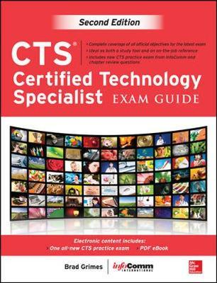 CTS Certified Technology Specialist Exam Guide : Brad
