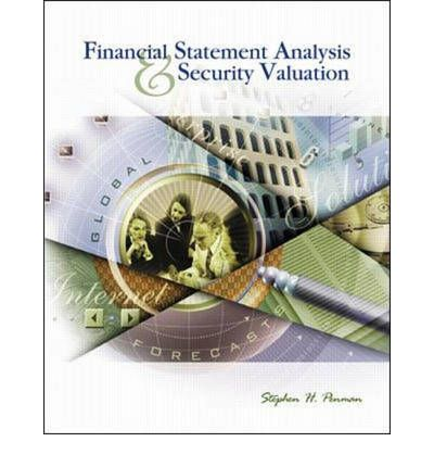 Financial statement analysis and stock valuation