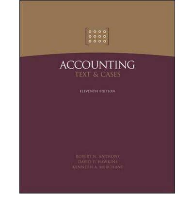 accounting text and cases chapter 11
