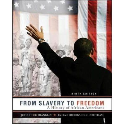 from slavery to freedom by john John hope franklin wrote from slavery to freedom in 1947, and in the years  since its initial publication it became and has remained the preeminent history of .
