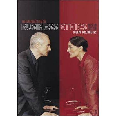 an introduction to the analysis of business ethics