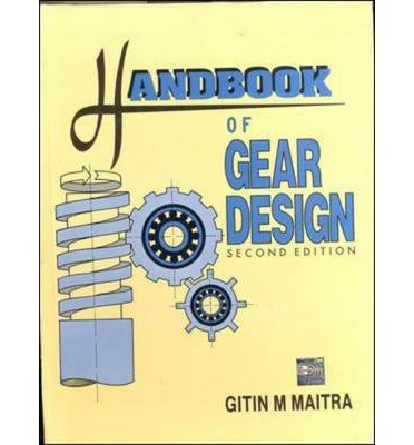 Handbook of gear design by maitra free download