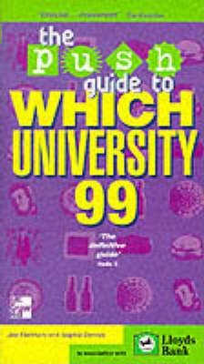 Download free google ebooks to nook PUSH Guide to Which University 1999 in Dutch PDF ePub by -