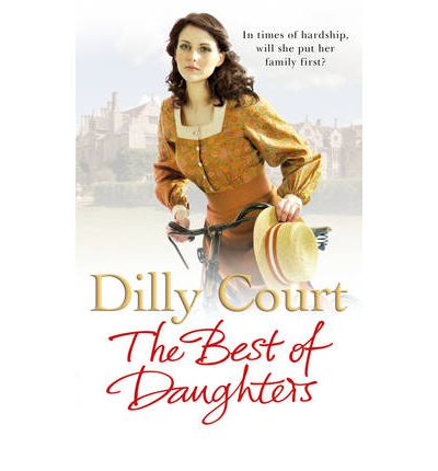 The Best Of Daughters Dilly Court 9780099562573 border=