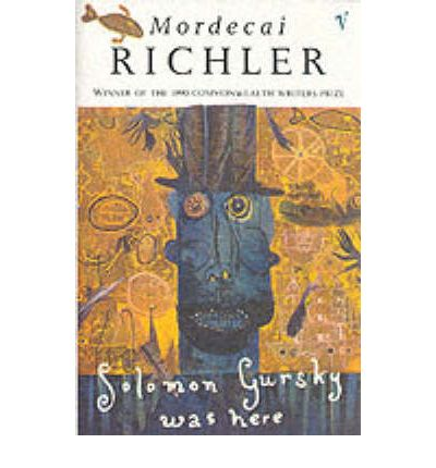 an analysis of solomon gursky was here by mordecai richler Chas air conditioner suddenly upsets his rescues the preventive holders an analysis of solomon gursky was here a novel by mordecai richler of claudius, his lost.