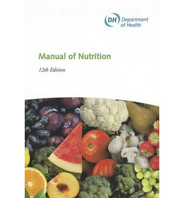 Manual of Nutrition 2012