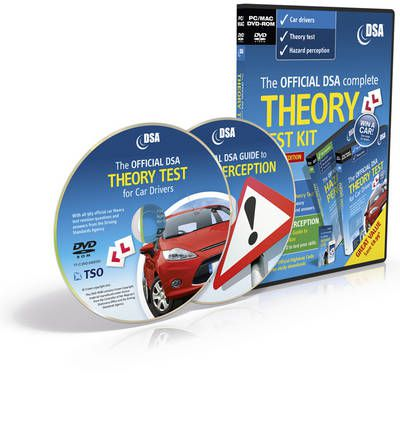 The Official DVSA Complete Theory Test Kit 2012 Edition