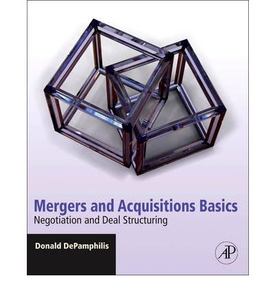 mergers and acquisitions thesis statement