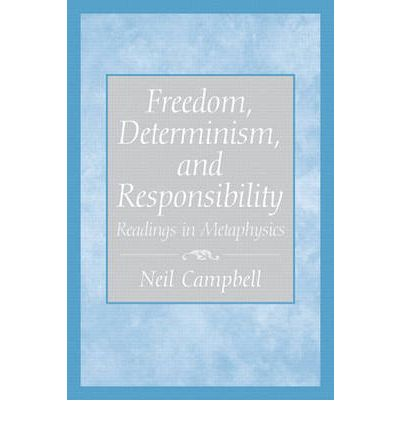determinism and moral responsibility Moral responsibility without libertarianism  with determinism—where determinism is the thesis that the  moral responsibility to be incompatible .