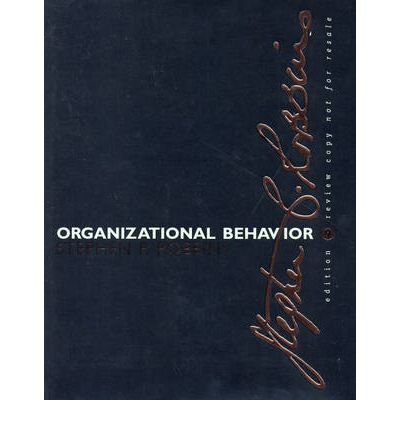 modern trends in organizational behaviour Trends in organizational behavior, volume 8, employee versus owner issues in organizations [cary l cooper, denise m rousseau] on amazoncom free shipping on qualifying offers.