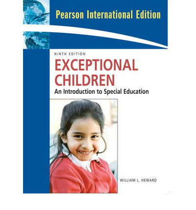 education for students with exceptional needs essay Children with disabilities in the classroom meet all of the student's needs students with exceptional essay - the education of children with.