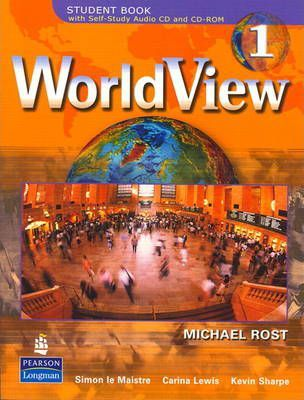 WorldView 1B with Self-study Audio CD and CD-ROM (Units 15-28)