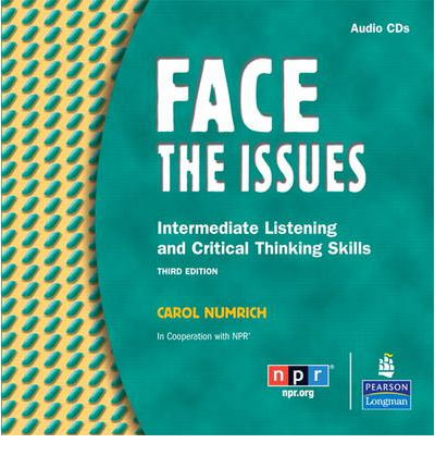 Consider the Issues: Listening and Critical Thinking Skills, 3rd Edition