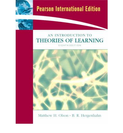 an introduction to theories of learning olson pdf