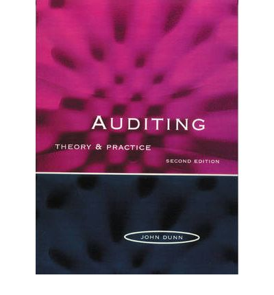 advanced audit theory and practice zzzz Managing audits to manage earnings: the impact of diversions on an auditor's detection of earnings management  audit practice and research suggests that auditors .