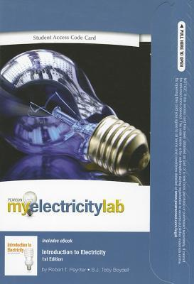 MyElectricityLab with Pearson Etext -- Access Card -- for Introduction to Electricity