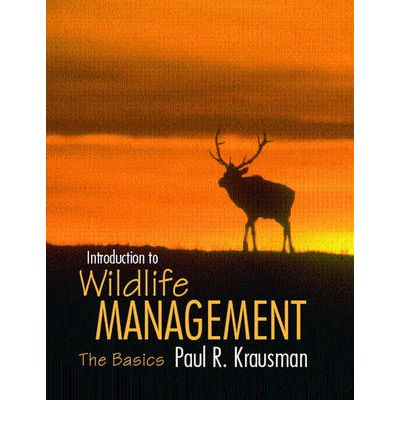 Environmental and Wildlife Management of course you can