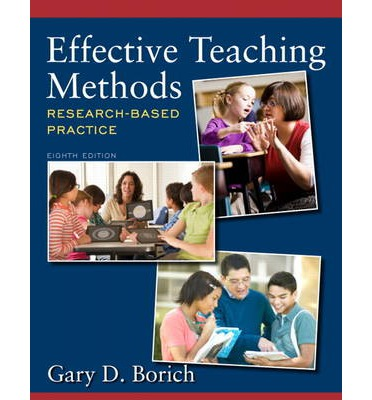 Effective teaching strategies Lessons From Research And practice roy