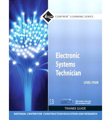 New NCCERconnect with Pearson EText -- Trainee Access Card -- for Electronic Systems Technician Level 4
