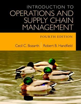 introduction to operations and supply chain Table of contents part i creating value through operations 1 introduction to operations and supply chain management 2 operations and supply chain strategies.