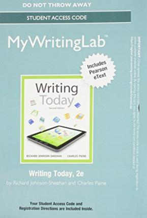 Exploring Language Plus NEW MyLab Writing -- Access Card Package, 14th Edition