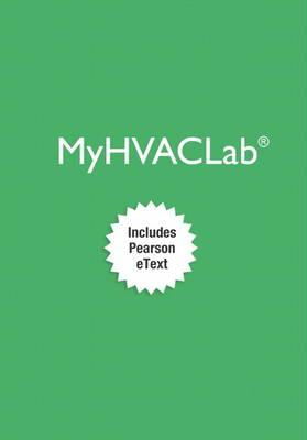 Myhvaclab with Pearson Etext - Access Card - for Fundamentals of Hvacr