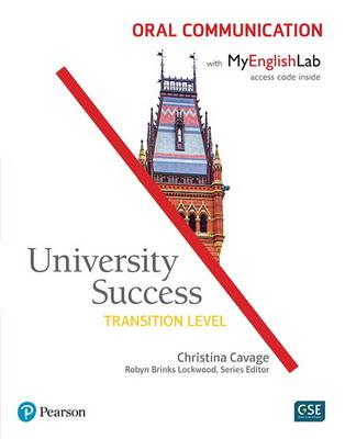 College Prep Oral Communication 4 Student Book with MyEnglishLab